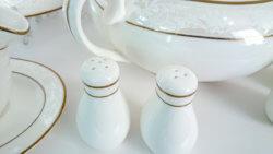 Чайно — кофейный столовый сервиз (на 12 персон)