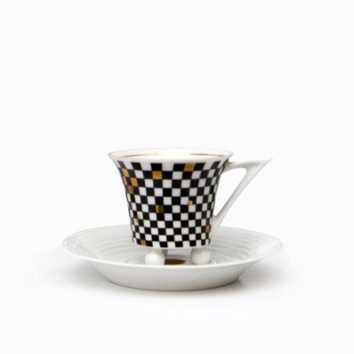 Кофейная пара на 1 персону (дизайнерская серия)