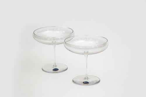 Набор фужеров мартини, шампанское 250мл. (2шт)